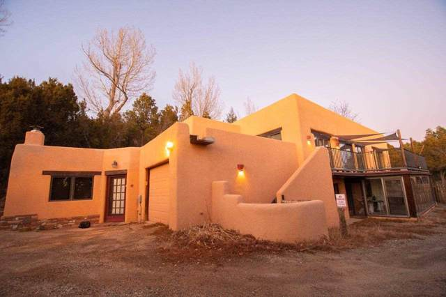97 Old State Rd 3, Taos, NM 87571 (MLS #104536) :: Angel Fire Real Estate & Land Co.