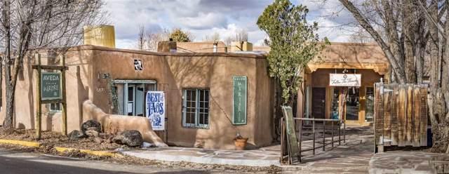 237 Ledoux St, Taos, NM 87571 (MLS #104538) :: Angel Fire Real Estate & Land Co.