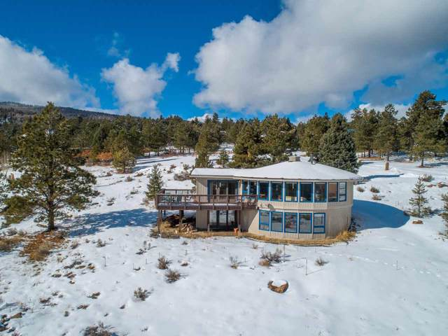 290 Via Del Rey, Angel Fire, NM 87710 (MLS #104541) :: Angel Fire Real Estate & Land Co.