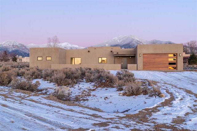 167 Upper Las Colonias, Arroyo Seco, NM 87514 (MLS #104549) :: Page Sullivan Group | Coldwell Banker Mountain Properties