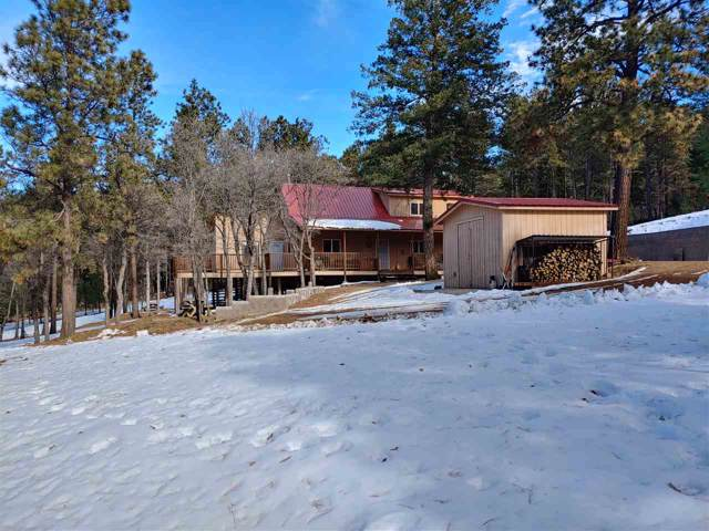 18 Oak Rd, Guadalupita, NM 87722 (MLS #104571) :: Page Sullivan Group