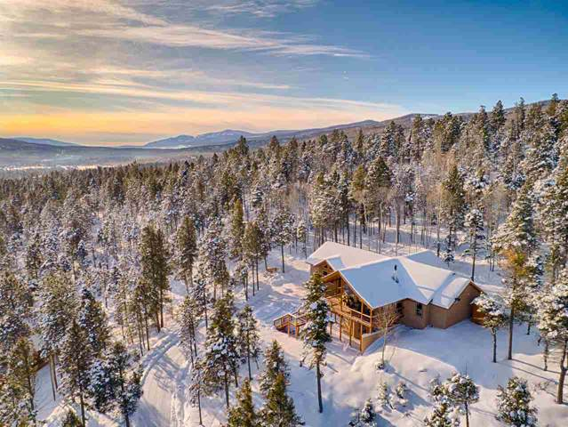 33 Buena Vista Dr, Angel Fire, NM 87710 (MLS #104581) :: Angel Fire Real Estate & Land Co.