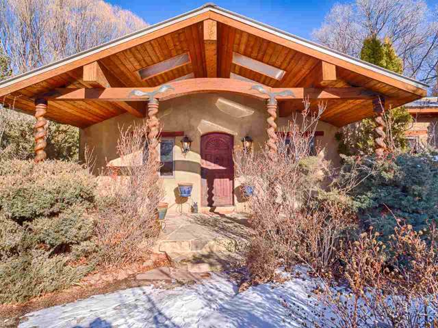 407 Martinez Lane, Taos, NM 87571 (MLS #104584) :: Page Sullivan Group | Coldwell Banker Mountain Properties