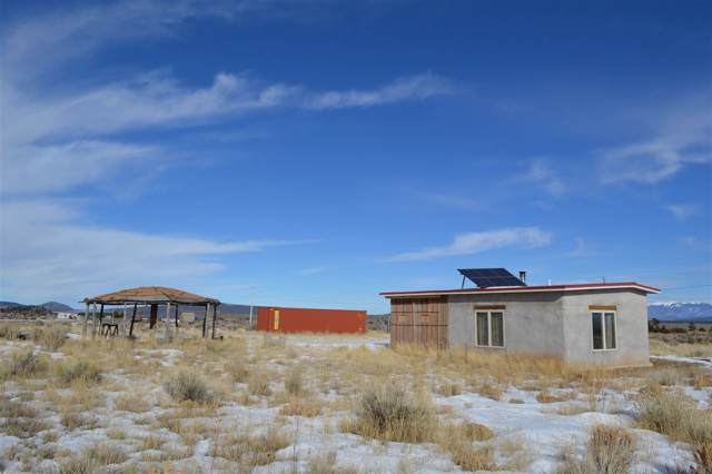 26 Sagebrush Loop, Tres Piedras, NM 87577 (MLS #104607) :: Page Sullivan Group | Coldwell Banker Mountain Properties
