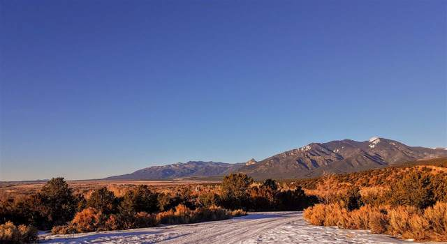 lot 8 Pinons De Taos, Taos, NM 87571 (MLS #104622) :: Page Sullivan Group | Coldwell Banker Mountain Properties