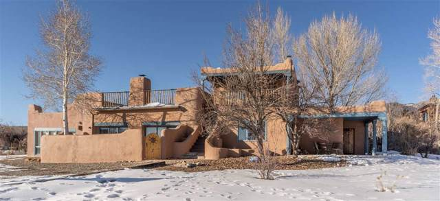 28 Los Altos, Arroyo Seco, NM 87514 (MLS #104624) :: Page Sullivan Group | Coldwell Banker Mountain Properties