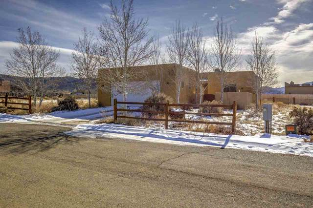 229 Las Olas Drive, Taos, NM 87571 (MLS #104630) :: The Chisum Realty Group
