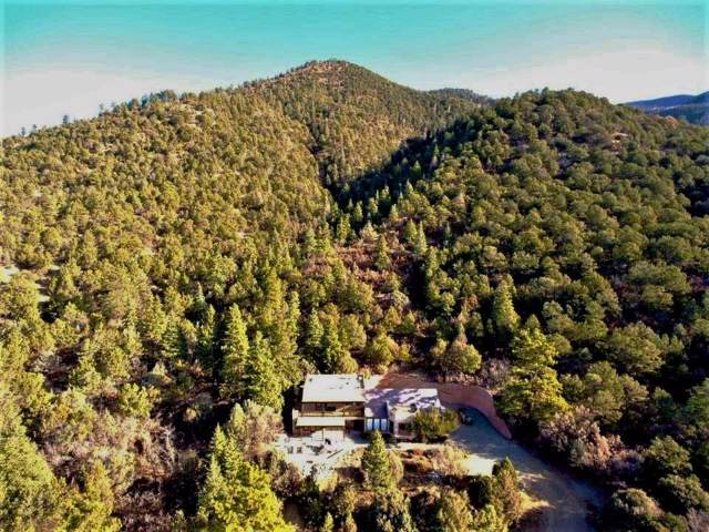 112 Calle Coyote, Arroyo Seco, NM 87514 (MLS #104631) :: Angel Fire Real Estate & Land Co.