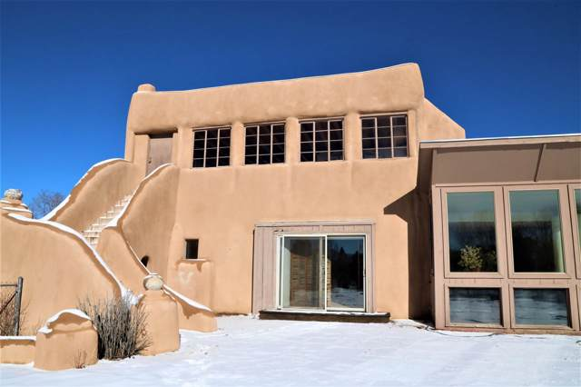 223 Morada Lane, Taos, NM 87571 (MLS #104643) :: Page Sullivan Group | Coldwell Banker Mountain Properties