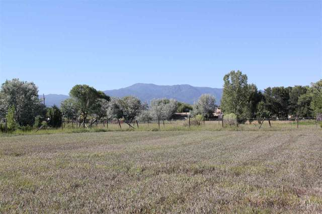 239 Upper Ranchitos Rd, Taos, NM 87571 (MLS #104644) :: The Chisum Realty Group