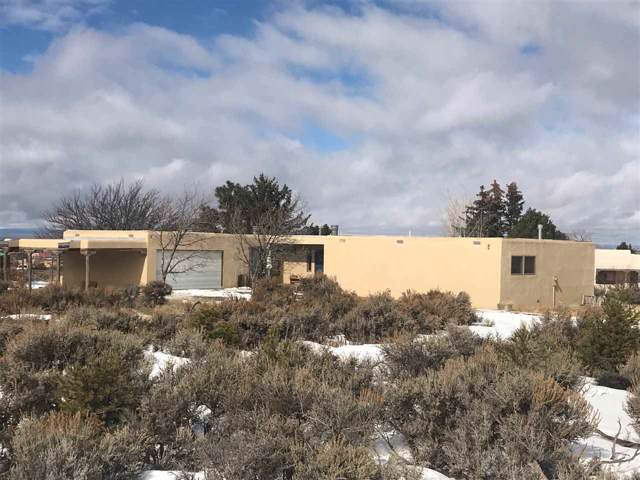 1414 Sangre De Cristo, Taos, NM 87571 (MLS #104650) :: Page Sullivan Group | Coldwell Banker Mountain Properties