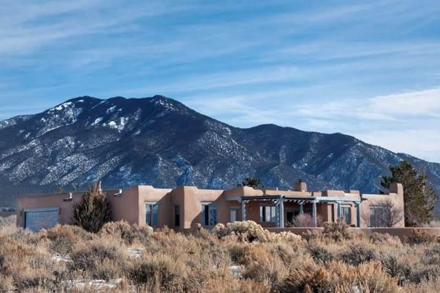 57 Alta Vista Drive, El Prado, NM 87529 (MLS #104657) :: Page Sullivan Group   Coldwell Banker Mountain Properties