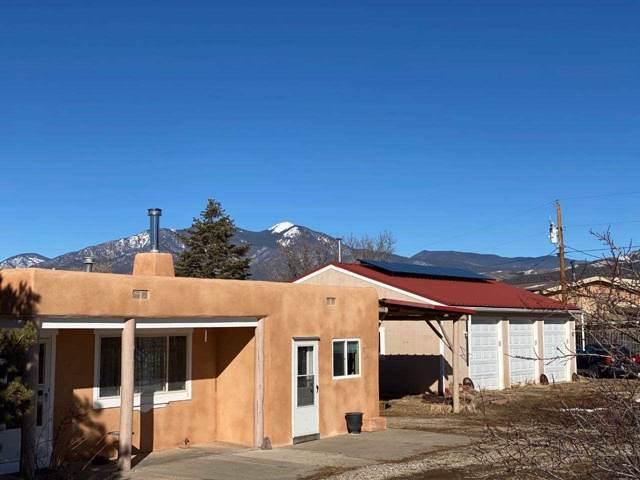 1010 Calle Alvarado, Taos, NM 87571 (MLS #104670) :: Page Sullivan Group | Coldwell Banker Mountain Properties