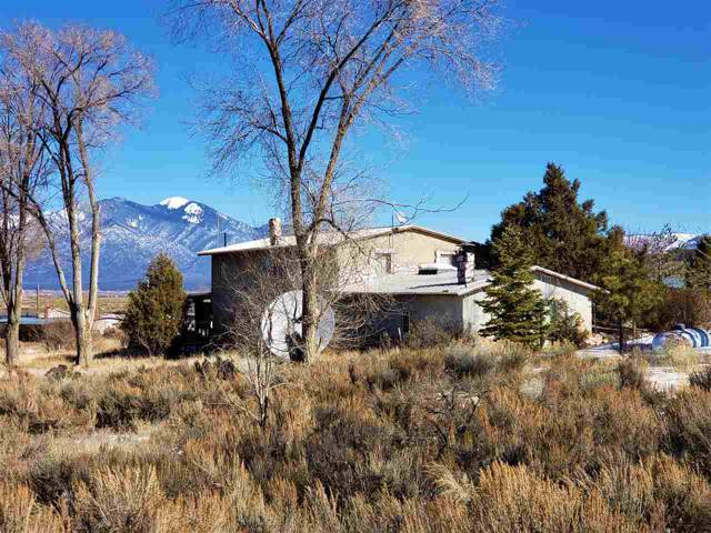 279 and 281 Cuchilla Road, Ranchos de Taos, NM 87557 (MLS #104671) :: Page Sullivan Group | Coldwell Banker Mountain Properties