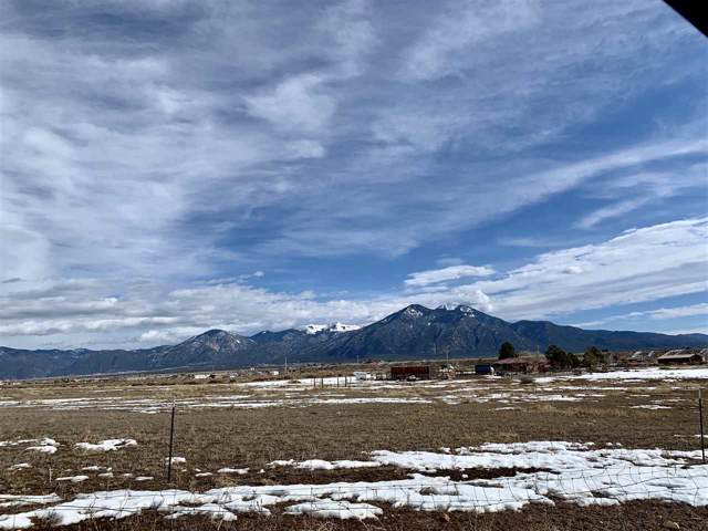 0 Valerio Road North, El Prado, NM 87529 (MLS #104683) :: Page Sullivan Group