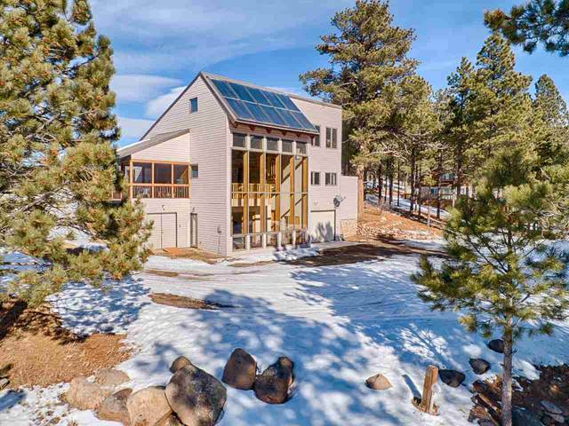 73 Valley Rd, Angel Fire, NM 87710 (MLS #104694) :: Angel Fire Real Estate & Land Co.