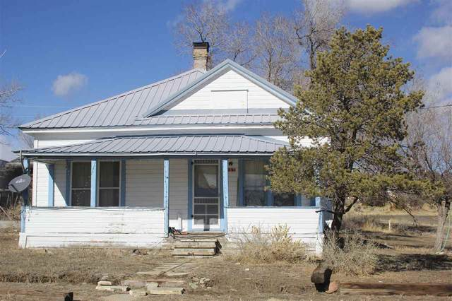 457 E 7th Street, Cimarron, NM 87718 (MLS #104704) :: The Chisum Realty Group