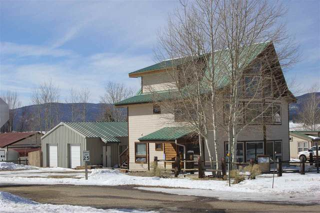 475 E Therma Drive, Eagle Nest, NM 87718 (MLS #104706) :: Angel Fire Real Estate & Land Co.