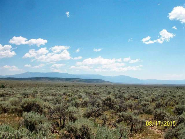 Tract B4 Highway 64, Taos, NM 87571 (MLS #104713) :: The Chisum Realty Group