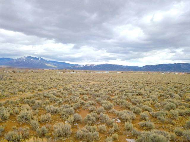 Tract C Camino De Los Vecinos, Ranchos de Taos, NM 87557 (MLS #104748) :: The Chisum Realty Group