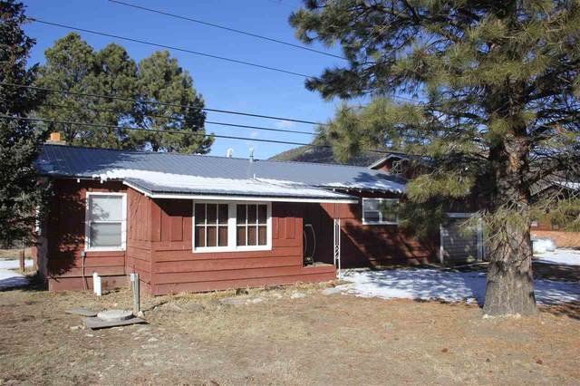 131 Hummingbird Lane, Ute Park, NM 87749 (MLS #104750) :: The Chisum Realty Group