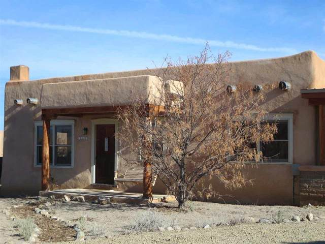 1305 Temargo Road, Taos, NM 87571 (MLS #104773) :: Page Sullivan Group | Coldwell Banker Mountain Properties