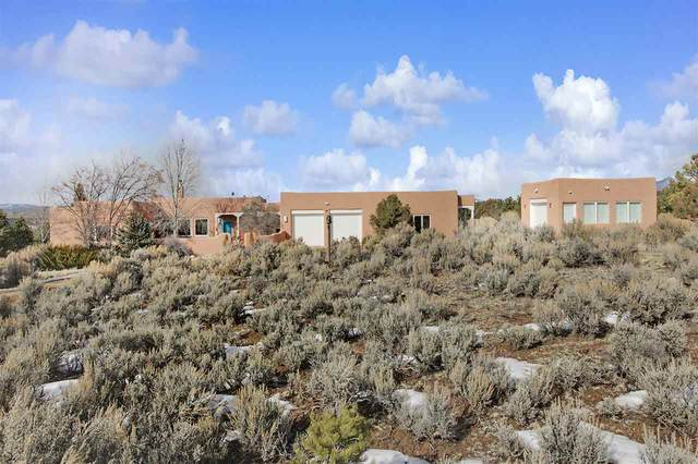 71 Coyote Loop, Arroyo Hondo, NM 87513 (MLS #104793) :: Page Sullivan Group
