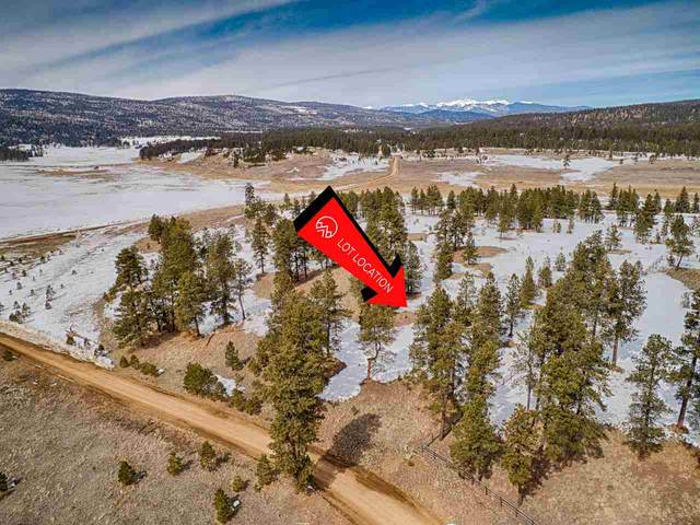 Lot 3 Laguna Negra Circle, Angel Fire, NM 87710 (MLS #104803) :: Angel Fire Real Estate & Land Co.