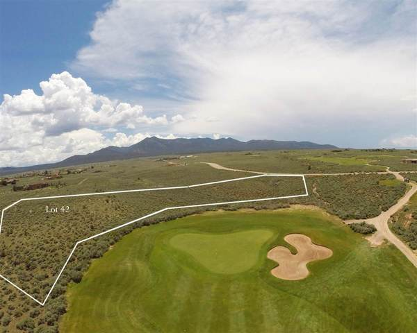 42 Baird Drive, Ranchos de Taos, NM 87557 (MLS #104836) :: The Chisum Realty Group