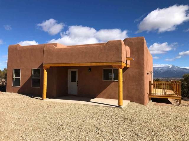 78 Tatanka Trail, Ranchos de Taos, NM 87557 (MLS #104840) :: Page Sullivan Group   Coldwell Banker Mountain Properties