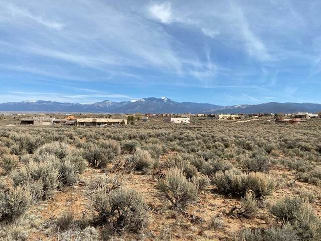 Lot 60 D Irish Road, Ranchos de Taos, NM 87557 (MLS #104843) :: The Chisum Realty Group