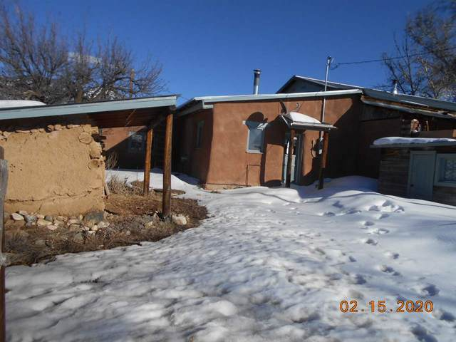 92 Rim Road, El Prado, NM 87514 (MLS #104847) :: Page Sullivan Group | Coldwell Banker Mountain Properties