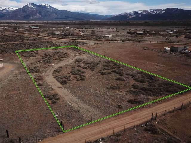 17 Garcia Lane, El Prado, NM 87529 (MLS #104848) :: Angel Fire Real Estate & Land Co.