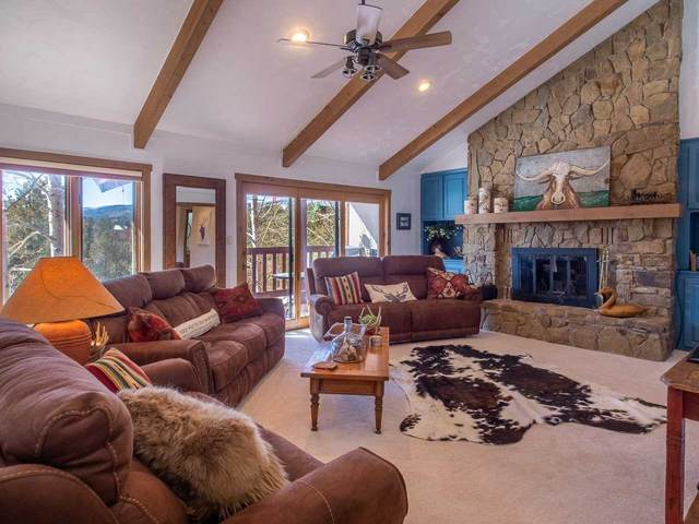 31 San Mateo Ridgestone 3, Angel Fire, NM 87710 (MLS #104855) :: Angel Fire Real Estate & Land Co.