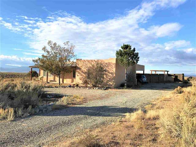 54 Colonias Point, Taos, NM 87571 (MLS #104871) :: Angel Fire Real Estate & Land Co.