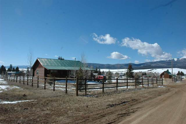 335 French Henry Tr, Eagle Nest, NM 87710 (MLS #104875) :: The Chisum Realty Group
