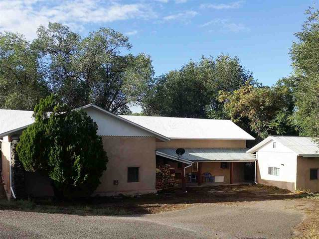 35197 Ojo Caliente Hwy 285, ojo caliente, NM 87549 (MLS #104878) :: Angel Fire Real Estate & Land Co.
