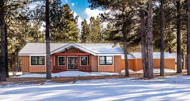 124 Laguna Negra Circle, Angel Fire, NM 87710 (MLS #104887) :: Angel Fire Real Estate & Land Co.