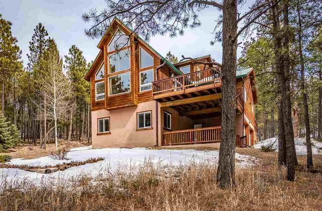 15 Black Lake Terrace, Angel Fire, NM 87710 (MLS #104897) :: The Chisum Realty Group