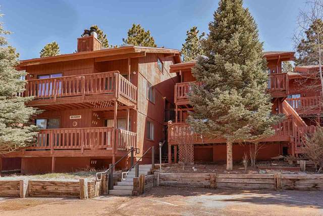 83 N Angel Fire Rd Chalet 7, Angel Fire, NM 87710 (MLS #104904) :: Angel Fire Real Estate & Land Co.