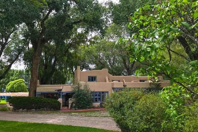 450 La Posta Road, Taos, NM 87571 (MLS #104909) :: Angel Fire Real Estate & Land Co.