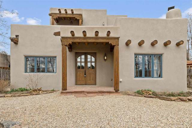 213 Lund Street, Taos, NM 87571 (MLS #104920) :: Page Sullivan Group