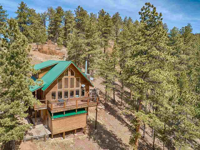 102 El Camino Real, Angel Fire, NM 87710 (MLS #104927) :: Angel Fire Real Estate & Land Co.