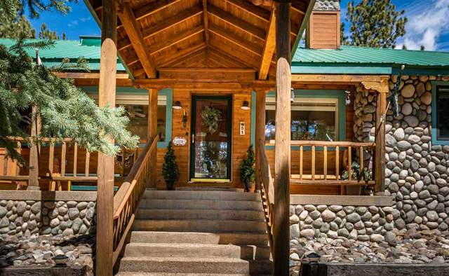 51 Alta Road, Angel Fire, NM 87710 (MLS #104931) :: Page Sullivan Group