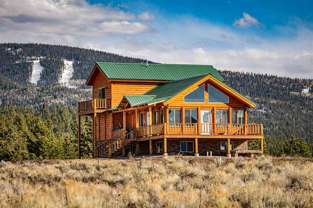 45 Saddleback Trail, Angel Fire, NM 87710 (MLS #104954) :: Page Sullivan Group