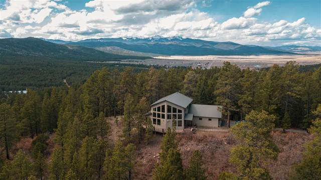 118 El Camino Real, Angel Fire, NM 87710 (MLS #104964) :: Page Sullivan Group