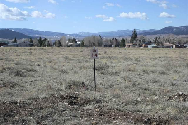 Lot 14 Golden Eagle Trail, Eagle Nest, NM 87718 (MLS #104985) :: Angel Fire Real Estate & Land Co.