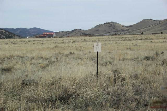 Lot 21 Golden Eagle Trail, Eagle Nest, NM 87718 (MLS #104988) :: Page Sullivan Group
