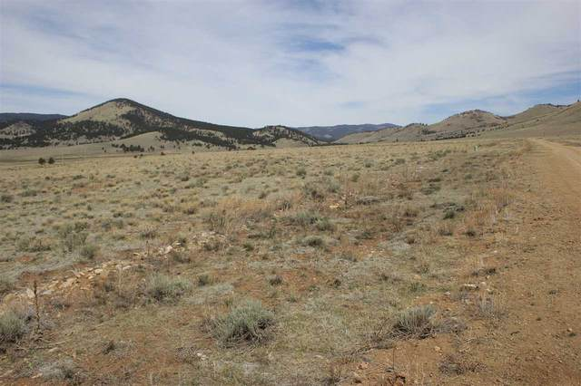 Lot 60 Valley View, Eagle Nest, NM 87718 (MLS #105006) :: The Chisum Realty Group