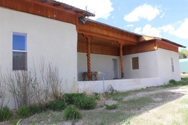 174 Cabresto Rd, Questa, NM 87556 (MLS #105024) :: Angel Fire Real Estate & Land Co.